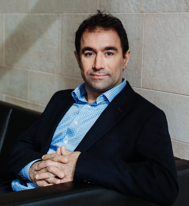 Hossein Rahnama, Founder and CEO