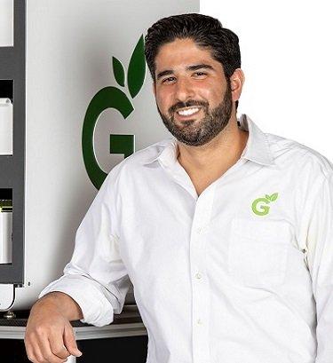 Bringing innovations to the stubborn industry Ali Safavi, Founder & CEO, Grenova