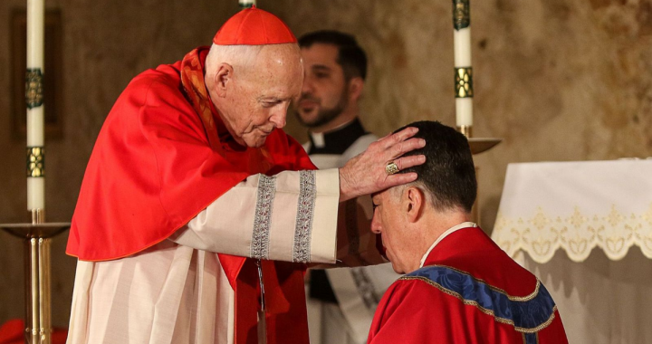 Pope accepts McCarrick resignation as cardinal amid