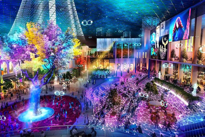 Dubai-Holding-and-Emmar-announce-Dubai-Square-mega-project