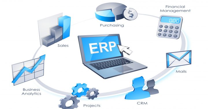 ERP in Manufacturing And Their Relationship