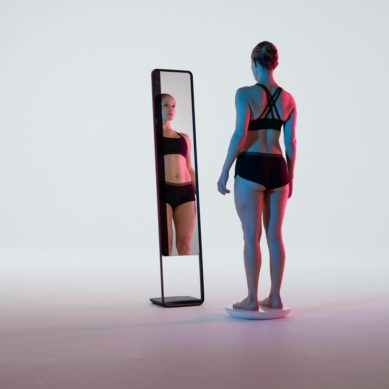Naked Labs raises $14M Series A led by Founders Fund for its 3D body scanning mirror