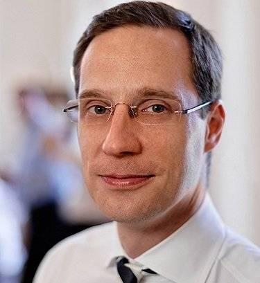 Dr. Holger Bartel, CEO RealRate