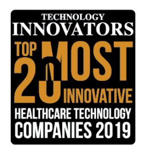 Issue 1: Top 20 Most Innovative Healthcare Technology Companies In 2019