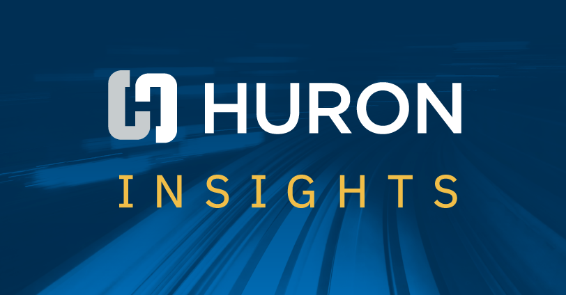 HURON NAMES NEW CHIEF INFORMATION OFFICER