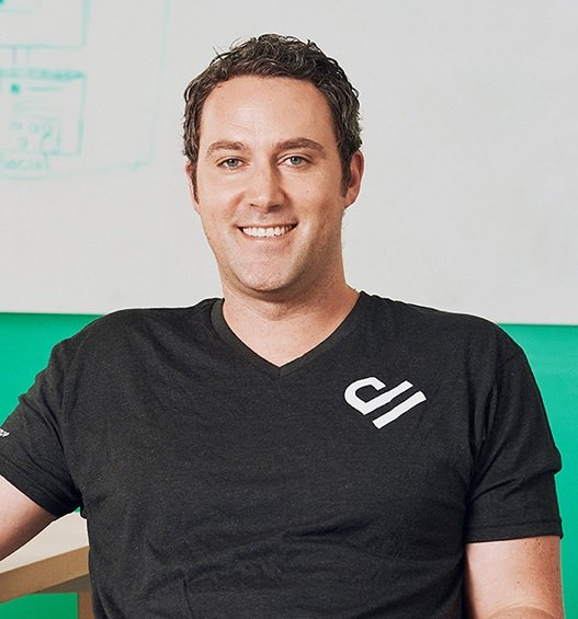 Luke Kervin, Co-founder & Co-CEO