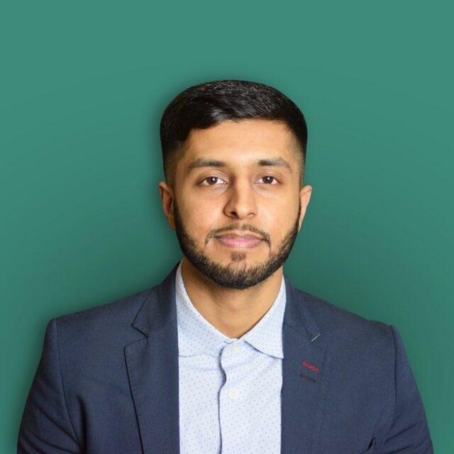 Yasir Ali, Co-Founder & CEO