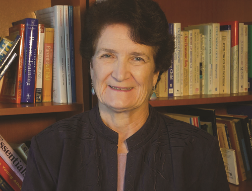 Barbara Howard, MD to Receive the 2019 C. Anderson Aldrich Award  By Karen Gauthier Sales & Marketing Coordinator, Total Child Health