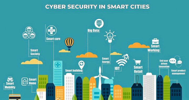 Cybersecurity – Smart cities would be a back door to hack into private data.