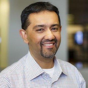 Amar Hanspal, CEO