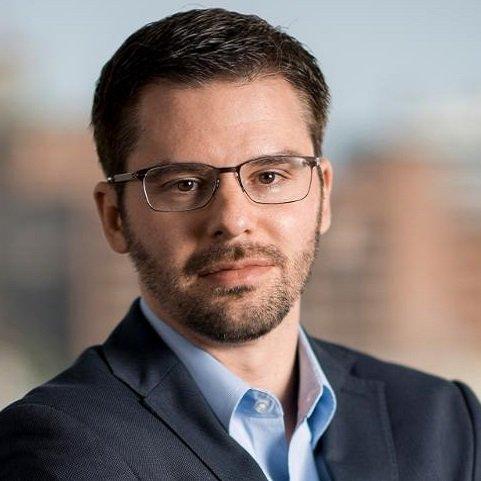 Jeremy Achin, CEO