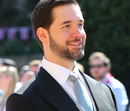 Reddit: a new face of NEWS channels  Alexis Kerry Ohanian Co-founder of Reddit