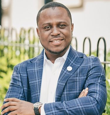 Henry Etukumoh, Founder of Medics2You
