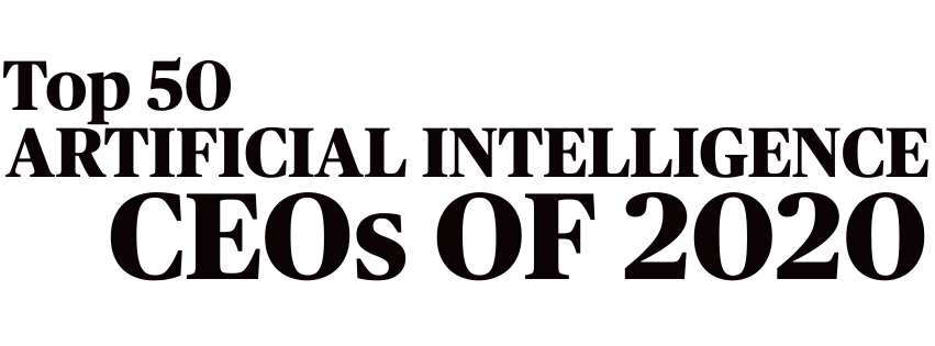 Top 50 Artificial Intelligence CEOs of 2020