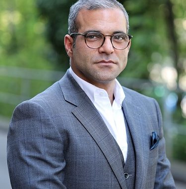 Effective, Affordable, and Accessible Arman Sarhaddar, CEO & Founder, Vault Security Systems AG