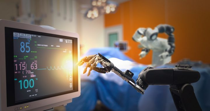Artificial intelligence reshaping the medical sector for a healthier future