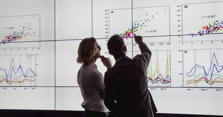 Challenges with Big Data Visualization