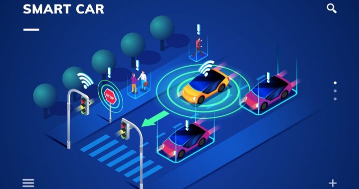 IoT:  A revolution in the automobile industry