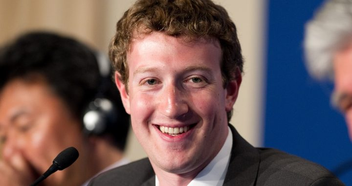 An American internet entrepreneur creating world history  Mark Zuckerberg, Chief Executive Officer of Facebook