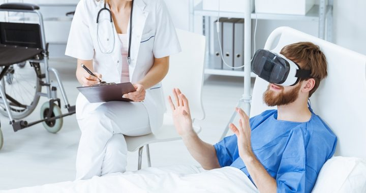Miracles of virtual reality in physical therapy