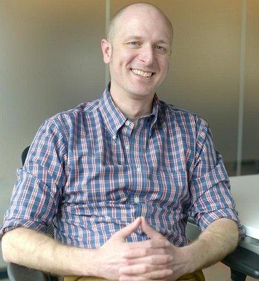 Jonathan Pearce, CEO