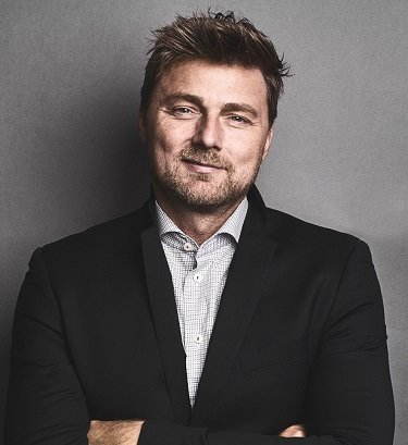 Mark Højgaard, Co-founder CEO
