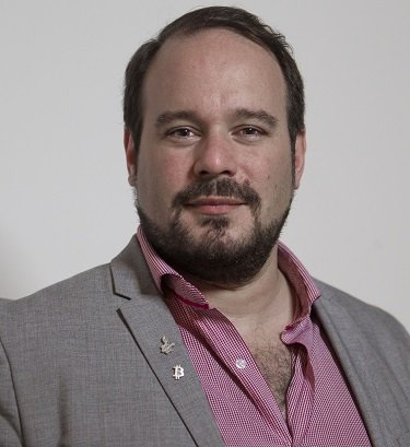 Diego Gutiérrez Zaldívar, CEO & Co-Founder