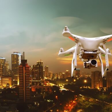 What are drone technology and types of drones thriving in today's market-min