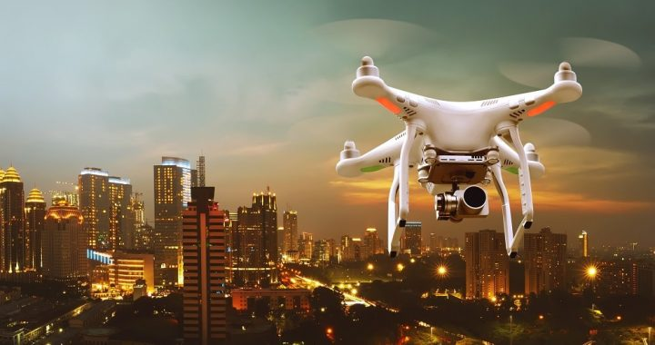 What are drone technology and types of drones thriving in today's market?
