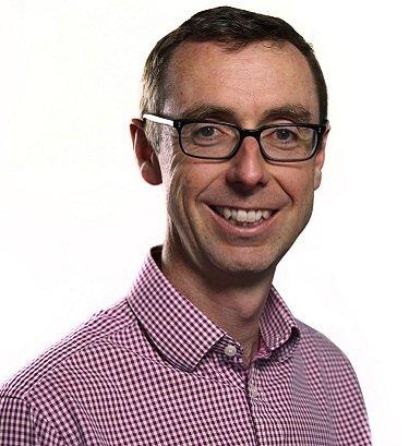 Dr Mark Lomax, CEO PEP Health