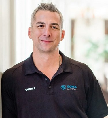 Modernizing Public Safety Technology Solutions Peter Quintas, Founder & CEO, SOMA Global