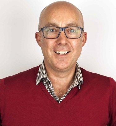 Derek O'Carroll, CEO
