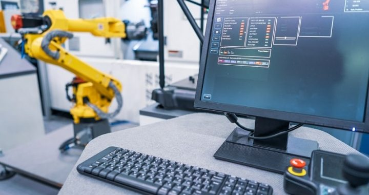 How technology can aid manufacturing industries?