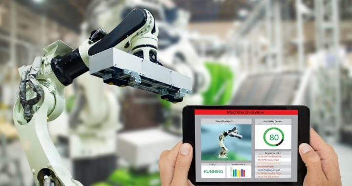 IOT and manufacturing industry