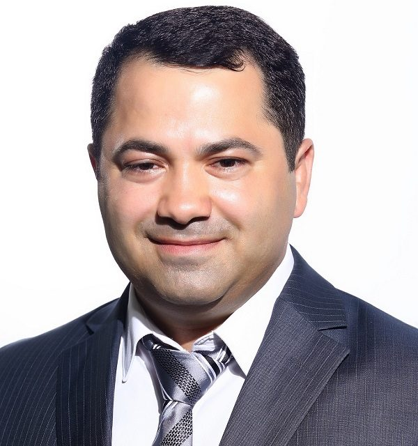Valery Migirov,  CEO