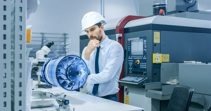 Role of AR and VR in manufacturing