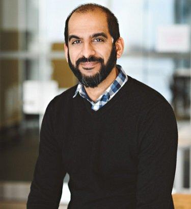 Ali Asaria, CEO